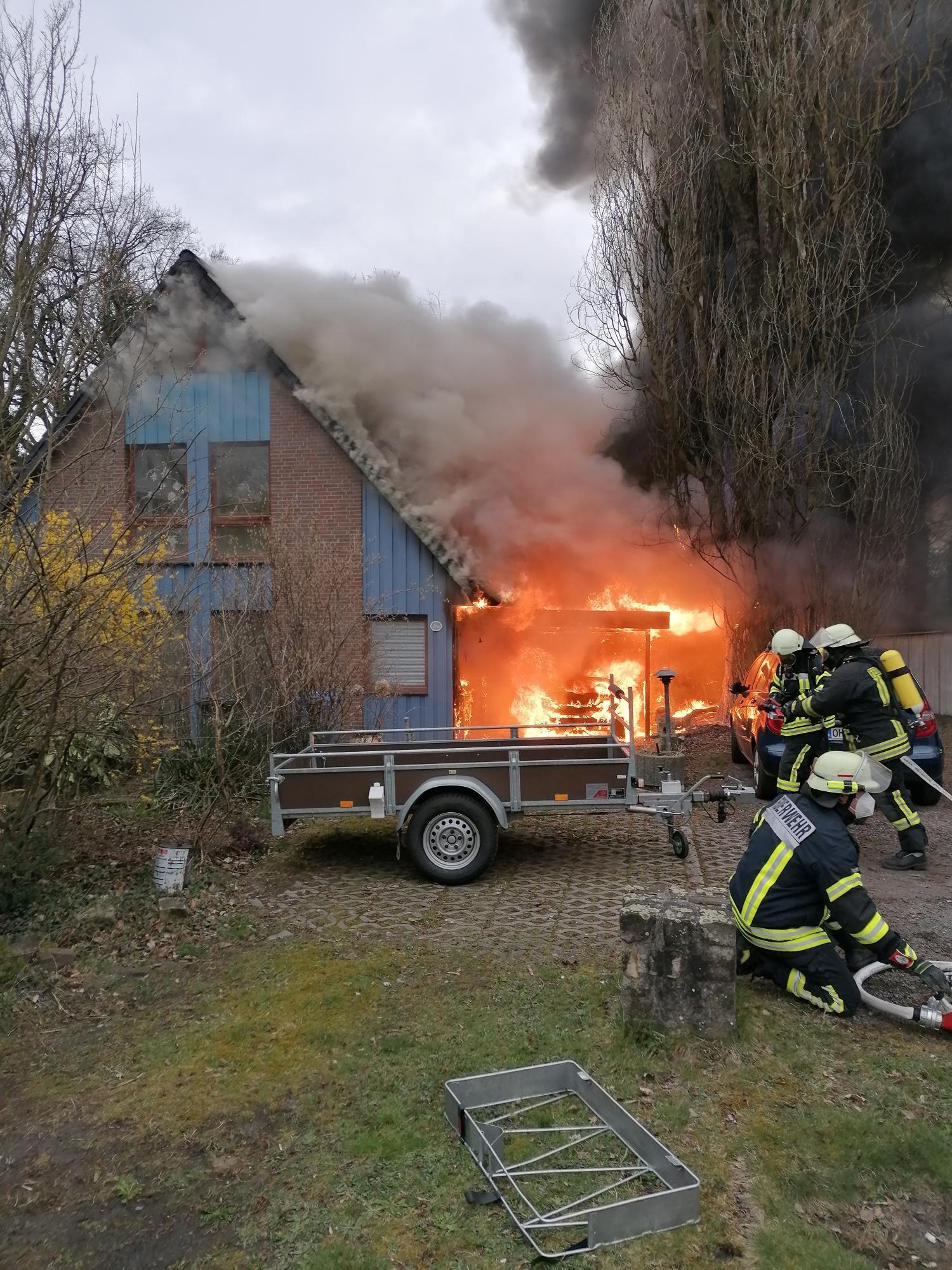 F04, Großbrand